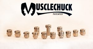 Musclechuck Assembly Collets