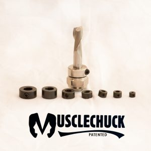 Musclechuck Assembly Bit Spacer