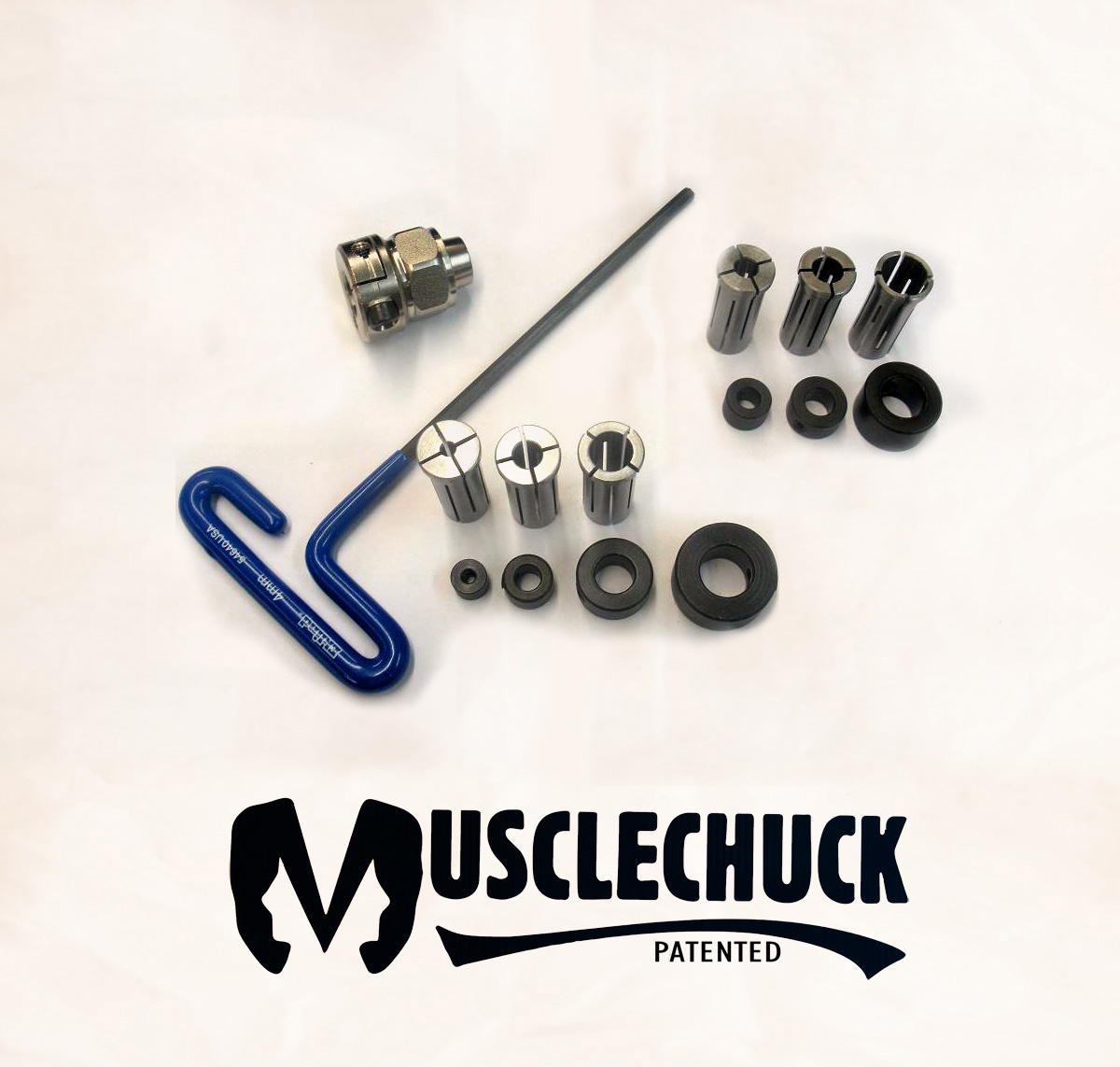 Musclechuck Assembly Combo Kit #2